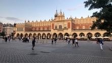 Kraków ^^ jak dla mnie jedno z najpiękniejszych polskich miast