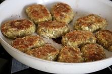 Pyszne Kotlety Jajeczne z pieczarkami idealne do obiadu lub bezmięsnych hambu...