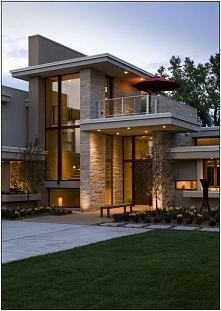 Ja się chyba nigdy nie dorobię takiego domu ^.^