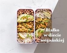 Czy dieta wegańska dostarcza odpowiedniej ilości białka? Sprawdź na blogu Des...