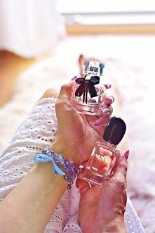 Moja kolekcja perfum - ulub...