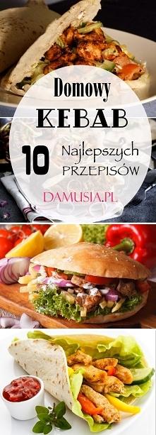 DOMOWY KEBAB: TOP 10 Najlep...