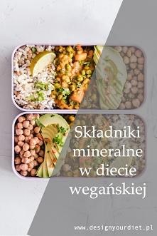 Dieta wegańska i składniki ...