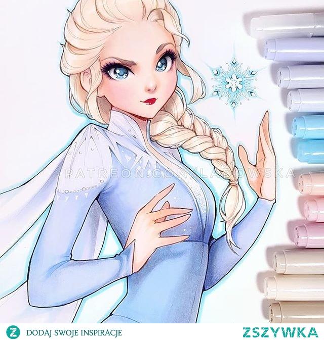 Elsa * . *