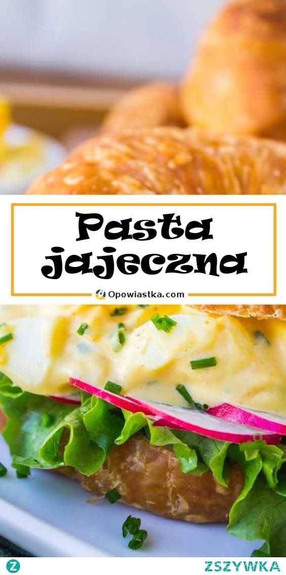 Pasta jajeczna – przepis na szybkie i smaczne śniadanie!