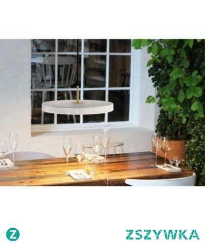 Ciepłe światło nad stołem i wieczór na pewno będzie udany:)