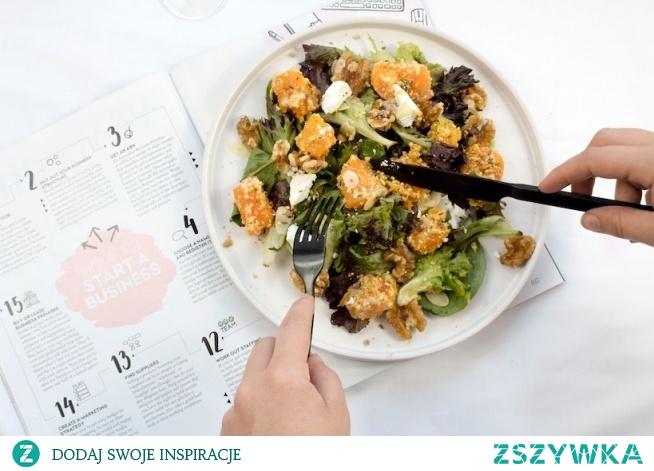 Jak zdrowo się odżywiać i nie wariować. PRzeczytaj na blogu.