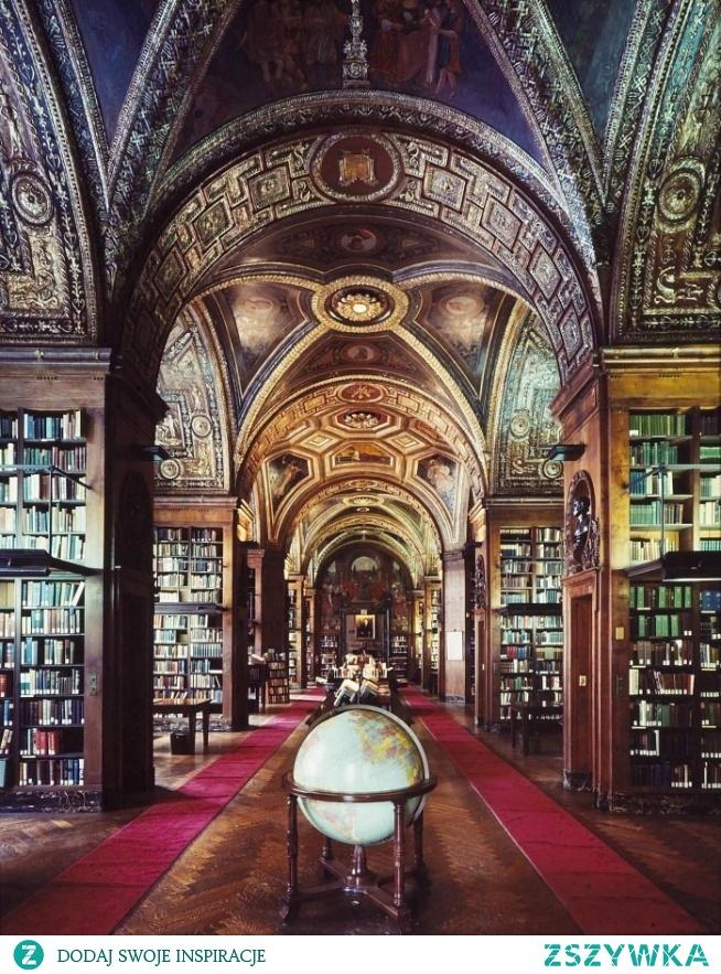 Biblioteka w NY