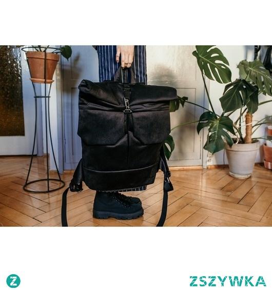 Plecak rolltop LUNO --M--