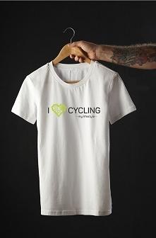 Koszulka T-SHIRT.  I love c...