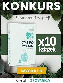 """Konkurs książkowy """"Żyj po s..."""