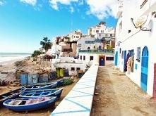 Taghazout, Maroko ❤️