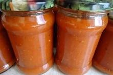 Sos pomidorowy - idealny do...