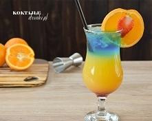 Paradise Bay, Rajska Zatoka - drink o egzotycznym charakterze | Koktajle-Drin...