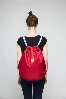 Czerwony plecak - Lootbag c...