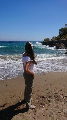 Morze sierpniowe.