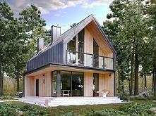 Projekt małego domu