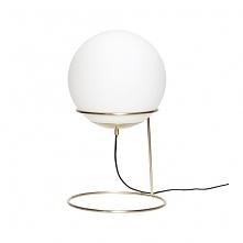 Lampa podłogowa Globe złota...