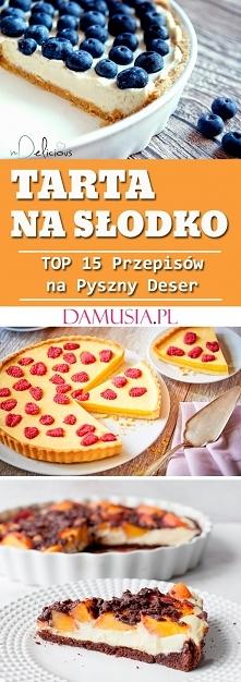 Domowa Tarta na Słodko – TOP 15 Pomysłów na Pyszny Deser