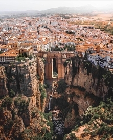 Ronda, Hiszpania.