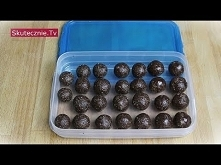 Kulki czekoladowo-orzechowe z cynamonem :: Skutecznie.Tv [HD]