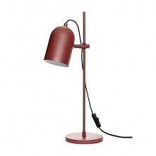 Lampa stołowa Studio czerwo...