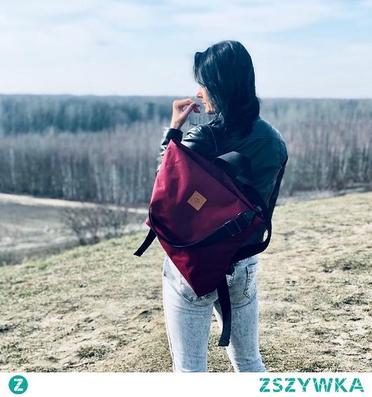 Plecak/torba Mili Urban Jungle L - bordo