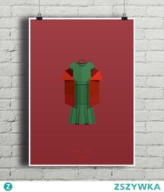 Frida Kahlo Plakat Na Plakaty Zszywkapl
