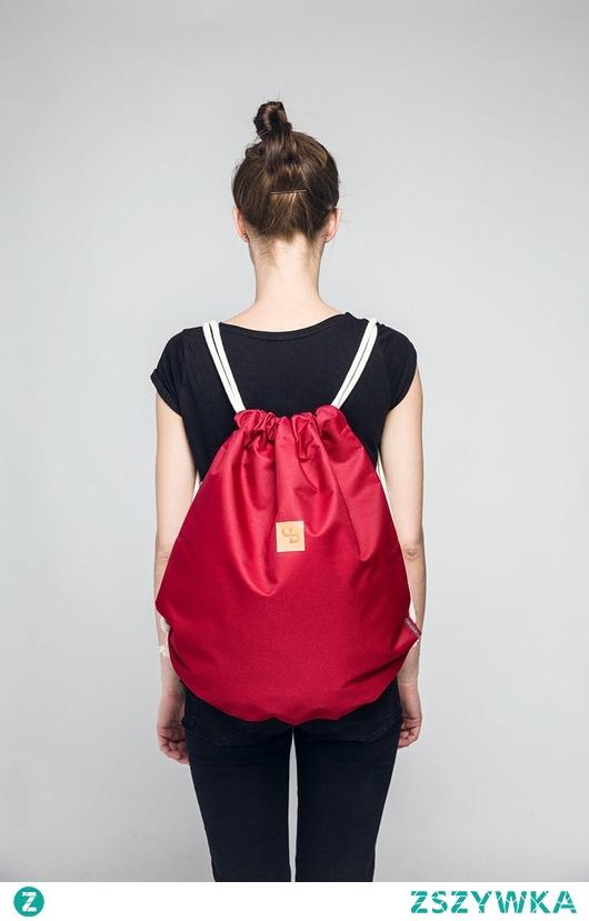 Czerwony plecak - Lootbag classic / red