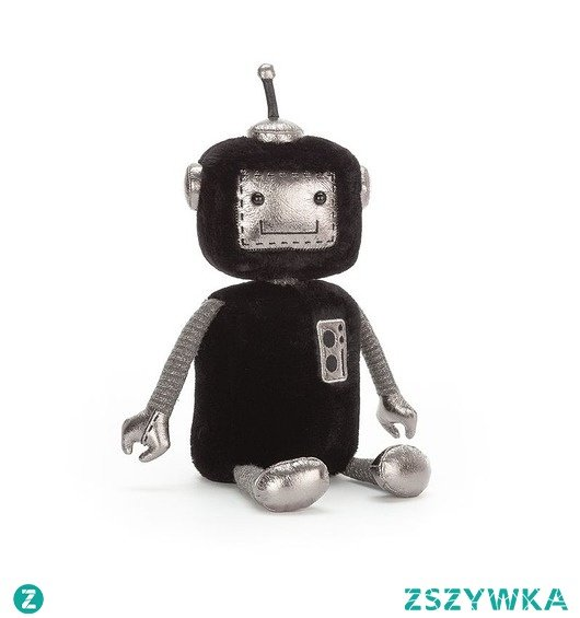Maskotka Przytulanka Robot 31 cm