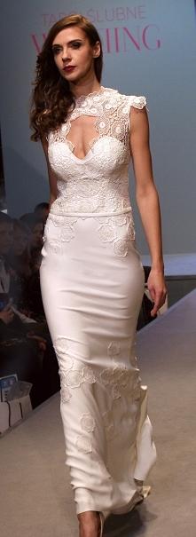 Suknia Verona 2 jedwabna.Li...