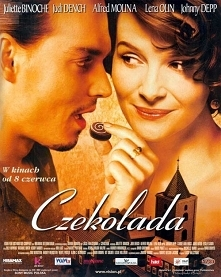 Czekolada (2000)  dramat, komedia, romantyczny  Matka z córką , zmieniająznów...