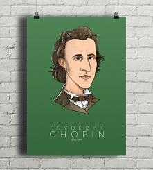 Fryderyk Chopin - plakat