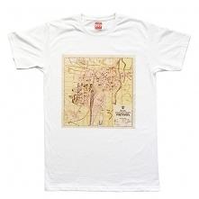 koszulka POZNAŃ plan stołec...