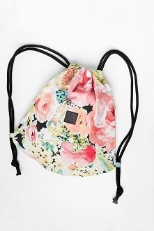 Plecak w kwiaty - Lootbag m...