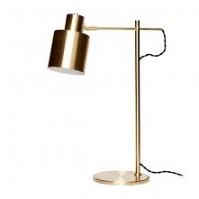 Lampa stołowa Andrea złota ...