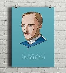 Zygmunt Krasiński - plakat