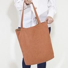 Shopper bag XL pomarańczowa...
