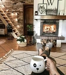 Już niedługo kominek i ciepła herbata wróci do łask ;)