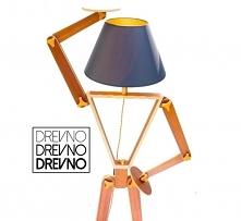 LAMPOLUD, lampa człowiek, p...
