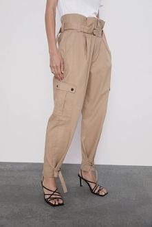 spodnie typu CARGO Zara, 13...