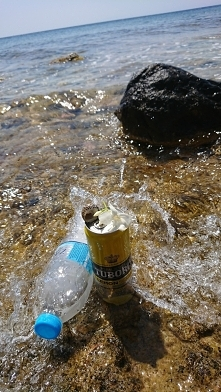Trochę wody dla ochłody gdy...