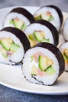 Najlepsze domowe Sushi Futo...
