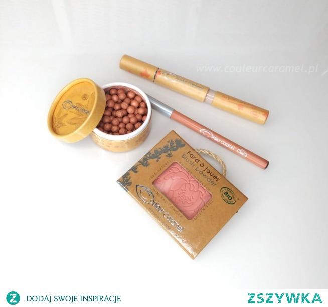 Kosmetyki Couleur Caramel - zestaw idealny