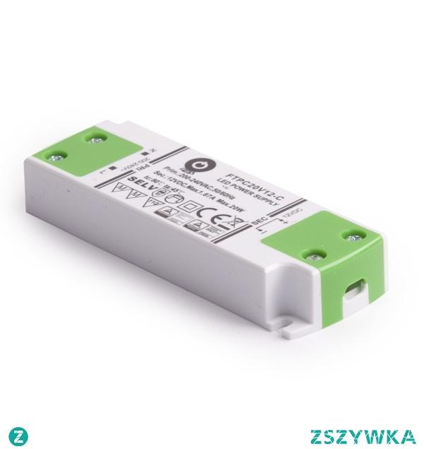 Zasilacz POS FTPC20V12-C 12V 20W