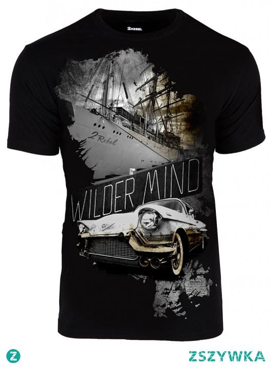 T-shirt 2REBEL męski
