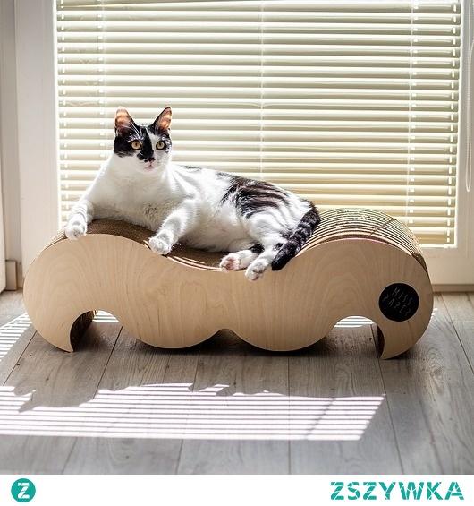 drapak-ledowisko dla kota