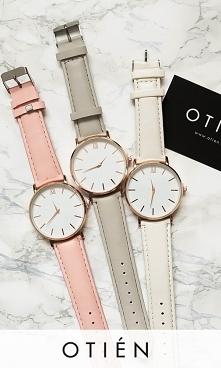 Pastelowe cudowne zegareki ...