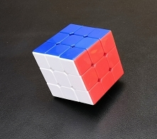 Kostka Rubika - prosty algo...