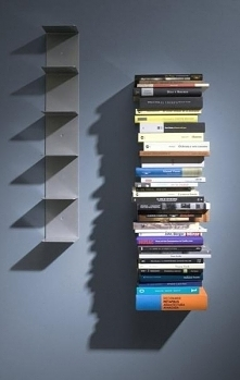 Półka na książki ❤️❤️❤️❤️